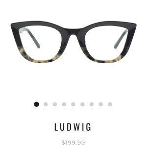 BNWT VALLEY EYEWEAR LUDWIG GLASSES